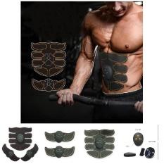 Top 10 Palight Wireless Abdominal Muscle Stickers Stimulator Fitness Training Weight Loss Body Device Intl