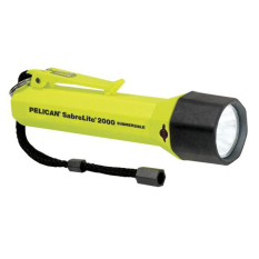 Pelican 2000C Sabrelite Flashlight Yellow Lowest Price