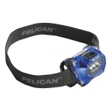 Great Deal Pelican 2740C Headsup Lite Led Headlight Blue