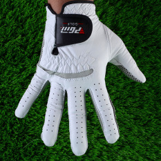 Special Offer Product Pgm Golf Gloves Men Lamb Leather Gloves Breathable Anti-Slip Granule Have Hands By Taobao Collection.