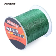 Best Buy Proberos 6Lbs 500M Durable Colorful Pe 4 Strands Monofilament Braided Fishing Line Angling Accessory Intl