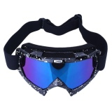 Top Rated Professional Skiing Snowboard Goggles Double Lens Anti Uv Goggles Sunglasses Intl