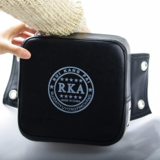 Pu Leather Wall Boxing Focus Target Punch Pad Fight Sanda Punching Bag - Intl By Kurry.
