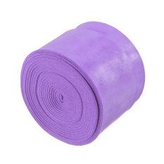 Qiaosha New Badminton Tennis Griptape Elastic Pu Leather Anti-Slip Absorb Sweat (purple) By Qiaosha.