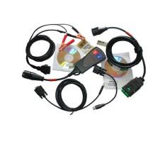 Quzhuo Pp2000 Lexia-3 Diagbox Car Diagnostic Tool For Peugeot Citroen (black,set Of 6) - Intl By Quzhuocailiao.