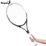Regail Training Competitive Tennis Racket Black Intl Regail Cheap On Singapore