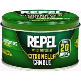 Retail Repel 10 Ounce Citronella Insect Repellent Outdoor Candle