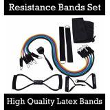 Sale Resistance Bands Set Full Accessories Best Strength Training Gym Tool Oem Original