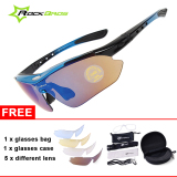 Purchase Rockbros Cycling Sunglasses Outdoor Sports Glasses Polarized 100 Uva Uvb Online