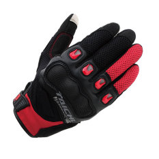 RS-TAICHI RST412 Winter Warm Waterproof Windproof Protective Gloves Black/Red