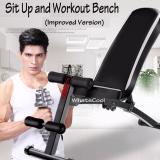 Sale Sit Up Workout Bench Improved Version Oem Online