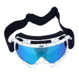 Skiing Snowboard Double Lens Anti Uv Ski Outdoor Goggles Protective Sunglasses Intl Cheap