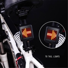 Who Sells Smart Bicycle Bike Rear Tail Light Turn Signal Brake Safety Alert 64 Led Intl Cheap