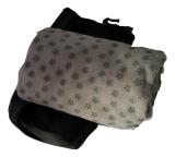 Purchase Smartbiz Yoga Towel Mat Charcoal Grey Online