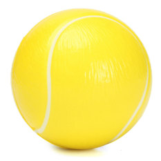 Soft Sponge Foam Stress Relief Press Squeeze Bouncy Ball Kids Educational Toy Tennis Ball - Intl By Freebang.