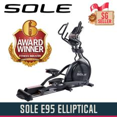 Sole E95 Elliptical Trainer By Singapore Fitness.
