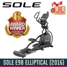 Sole E98 Elliptical Trainer By Singapore Fitness