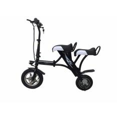 Low Cost Solomo 2 Seats Scooter