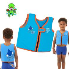 Wholesale Speedo Kids Sea Squad Float Vest Colour Ful Blue Jacket