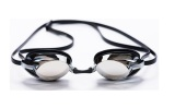 Sale Speedo Swimming Goggles With Anti Fog And Uv Protection Silver Black Reflective Online Singapore