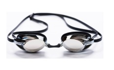 Price Speedo Swimming Goggles With Anti Fog And Uv Protection Silver Black Reflective Speedo New