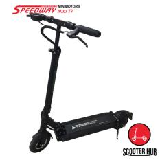 Sale Speedway Mini 4 Iv 48V 15 Ah 55Km Electric Scooter Black Singapore Cheap
