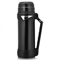Price Comparisons For Sport Travel 2L Stainless Steel Vacuum Kettle Thermal Jug Insulated Water Bottle Black Intl