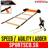 Review Sportsco 10 Meters Speed Agility Ladder 20 Rungs Sg On Singapore