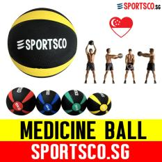 Sportsco 2kg Medicine Ball (sg) By Sportsco Singapore