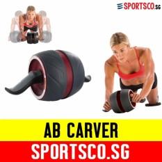 SPORTSCO Ab Carver Roller (Maroon) (SG)