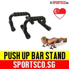 Sale Sportsco Push Up Bar Stand Sg Online Singapore