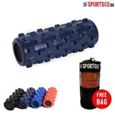 List Price Sportsco Rumble Foam Roller Dark Blue Sg Sportsco