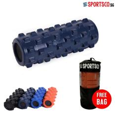 Buy Sportsco Rumble Foam Roller Dark Blue Sg Sportsco Online