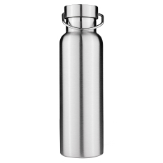 Price Comparisons For Stainless Steel Thermos Double Wall Vacuum Insulated Water Bottles Bamboo Cap 650Ml Intl