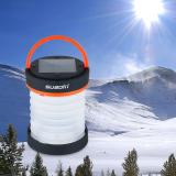 Sale Suaoki Sb 6038 Solar Panel Camping Led Lantern Orange Suaoki