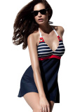 Who Sells Sunwonder High Waist Swimwear Women One Piece Swimsuit Red Cheap