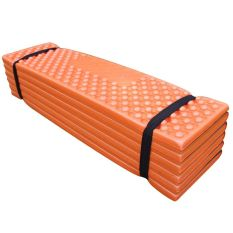 Low Price Sunyoo Convenient Folding Outdoor Picnic Camping Sleeping Mat Mattress Waterproof Pad Rest Cushion New Orange