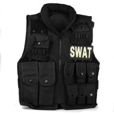 Swat Tactical Vest Paintball Army Combat Assault Carrier Airsoft Police Hunting Export Promo Code