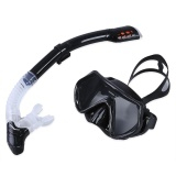 Buy Swimming Diving Scuba Anti Fog Goggles Mask Underwater Submersible Set Glasses Dry Snorkel Intl Online China
