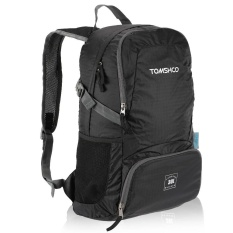 Purchase Tomshoo 30L Ultra Lightweight Water Resistant Nylon Outdoor Backpack Travel Trekking Foldable Bag Intl