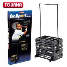 Buying Tourna Pete Sampras Ballport Deluxe With Wheels 80 Balls