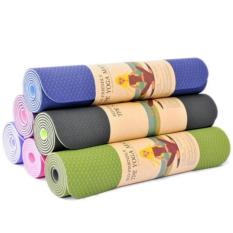 Top Rated Tpe Eco Friendly Yoga Mat