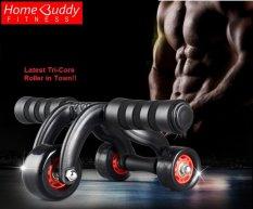 Sale Tri Core Roller Abs Roller Homebuddy Original