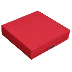Sale Trifold Sponge Yoga Mat Folding Gymnastics Exercise Mat 70 8 X 23 6 X 1 9 Inch Specification Red Intl Online China