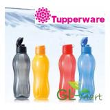 Discounted Tupperware Eco Water Bottle 1L Flip Top Red
