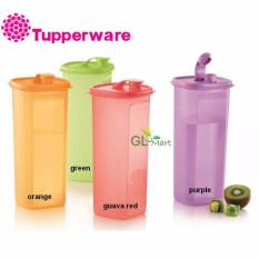 Who Sells Tupperware Fridge Water Bottle 2L Fridge Storage Guava Red Cheap