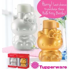 Tupperware Limited Edition Hello Kitty Eco Bottle 425Ml Pearl With Gift Box Compare Prices