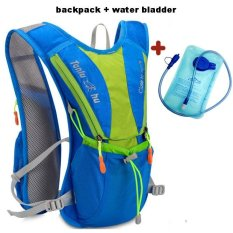 ULTRA-TRI Lightweight Hydration Vest Pack Outdoor Sport Bags Trail Running Hiking Cycling Water Bladder