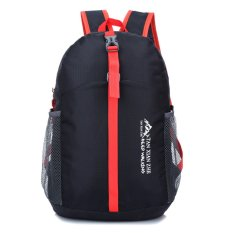 Ultraligh Foldable Waterproof Backpack Hiking Bag Camping Travel Sport Pack Black By Sportschannel.
