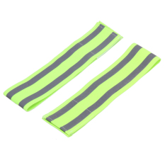 Ultralight Safety Reflective Sport Arm Band Armband For Night Running - Intl By Sportschannel.
